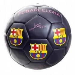 Balón grande F.C. Barcelona firmado lila [AB3920]