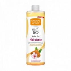 Natural Honey Aceite Corporal Hidratante Sin Aclarado Oil & Go - 300 ml.
