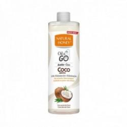 Natural Honey Aceite Corporal Coco Addiction Sin Aclarar Oil & Go - 300 ml.