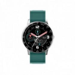 Reloj smartwatch Radiant RAS20404 Times Square 44 mm. Ipsilver Sili Green