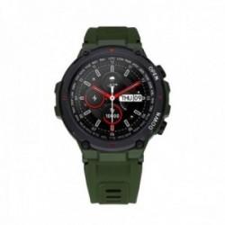 Reloj smartwatch Radiant RAS20602 Watkins Green 45.4 mm. IpGreen Sili Green
