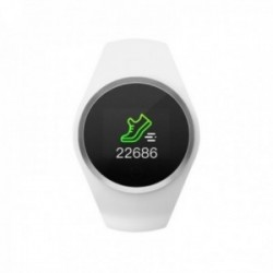 Reloj smartwatch Radiant RAS20703 Beverly Hills White With 40 mm. Ips Bezel
