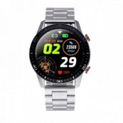 Reloj smartwatch Radiant RAS20503 Le Baron Club 45 mm. Silver acero inoxidable