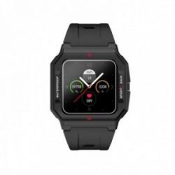 Reloj smartwatch Radiant RAS10501 L.A. Full Black 41 mm. Sili Black