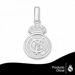 escudo Real Madrid Plata de ley [6792]