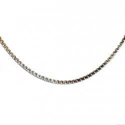 Gargantilla chapada oro cadena veneciana 48,5cm. [4636]