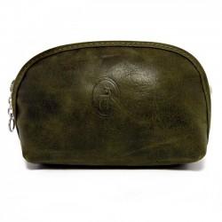 Monedero mujer piel verde [3699]