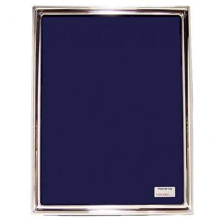 Marco plata Ley 17,3x23,3 Vinard [4185]
