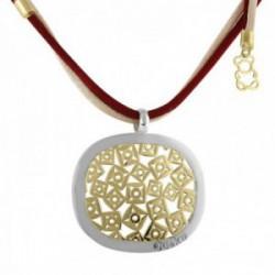Colgante Queka plata Ley 925m colección Anouska [AA0850]