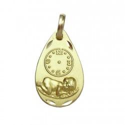 Medalla oro [593]