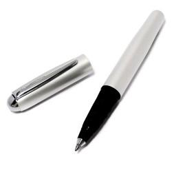 Bolígrafo Bic Select capuchón color plata [3829]