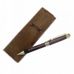Bolígrafo portaminas madera [3752]