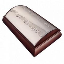 Joyero madera plata [4215]