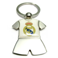 Llavero metálico escudo Real Madrid 8mm. [AA9314GR]