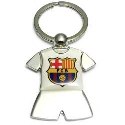 Llavero metálico escudo F.C. Barcelona 8mm. [AA9315]