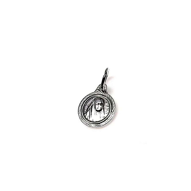 Colgante plata ley 925m 10mm medalla ngela cruz lenteja aa8343 - Cuberterias de plata precios ...