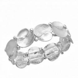 Pulsera ANTONELLI CRUISE bronce extensible brillo mate [AA9826]