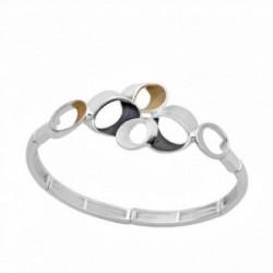 Pulsera ANTONELLI CRUISE bronce extensible fashion [AA9841]