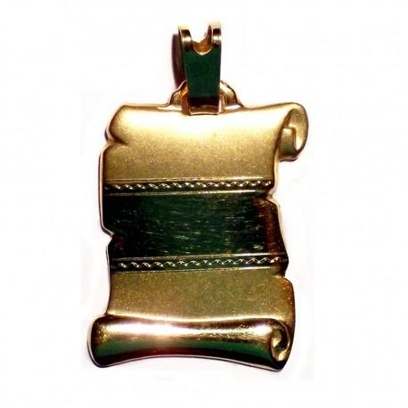 Pergamino oro [597]
