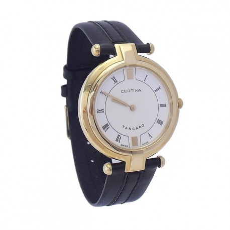 Reloj Certina caballero [3124]