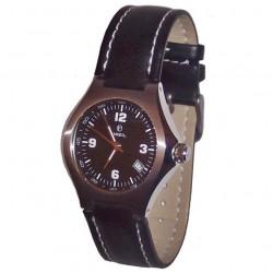 Reloj Breil analógico 2519371477 acero inoxidable correa piel hombre
