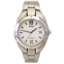 Reloj Seiko SLL001P1 Perpetual Calendar Quartz hombre [3093]