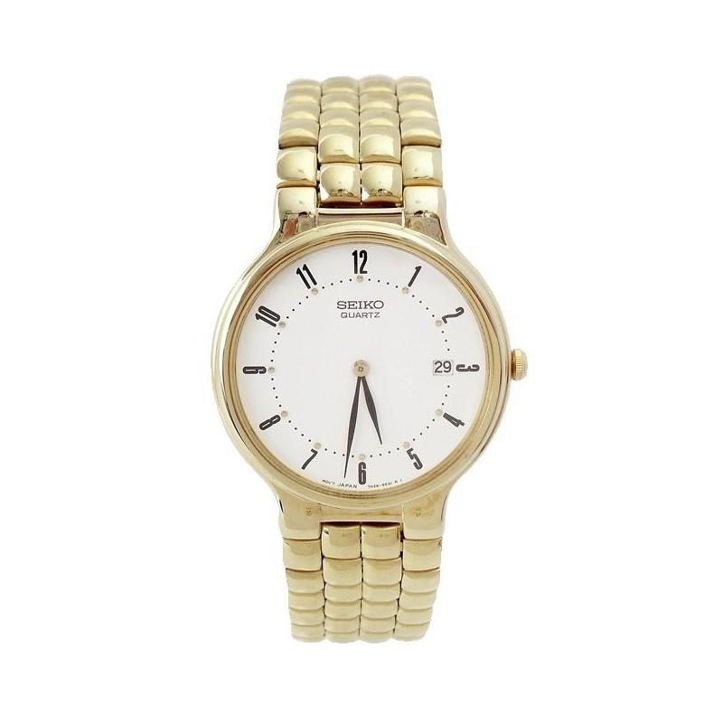 158dd2cadaef Reloj Seiko SGK444P Quartz hombre