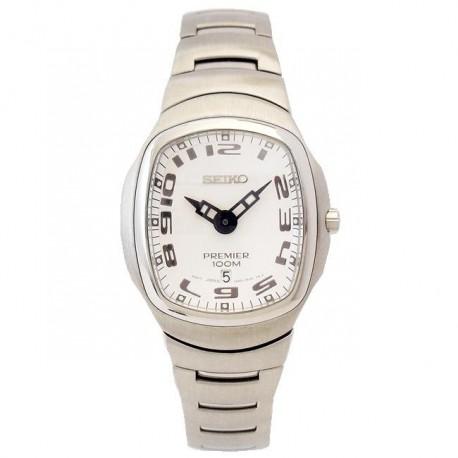 Reloj Seiko SXB323 Premier Quartz mujer