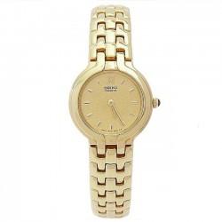 Reloj Seiko SXJ852J mujer chapado oro [3105]