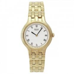 Reloj Seiko 4N00-0811 272035 Quartz mujer chapado oro [3107]