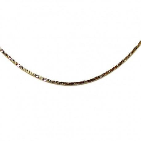 Cadena oro 45cm. [5]