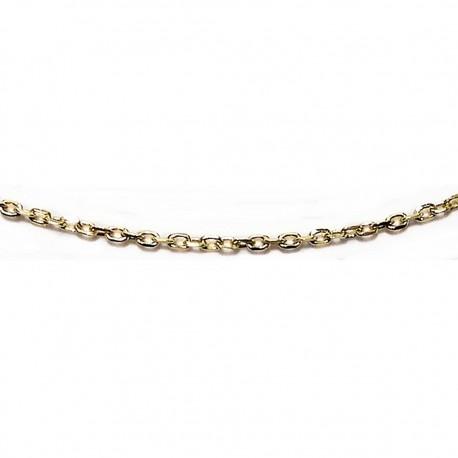Cadena oro 60cm. [7]