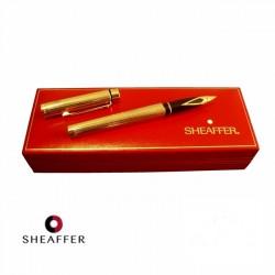Pluma Sheaffer chapada oro [3794]