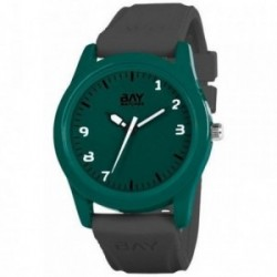 Reloj Bay Watches colores Vancouver-Shangai correa cambiable [AB1802]