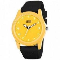 Reloj Bay Watches colores New York-Hudson correa cambiable [AB1806]