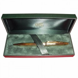 Bolígrafo Cross laminado oro [3729]