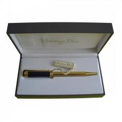 Bolígrafo Christian oro Dior [3719]