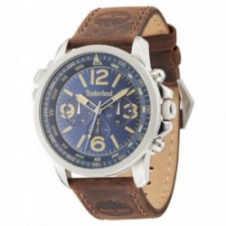 Reloj Timberland hombre Campton II Blue - Brown 13910JS-03 [AB2236]