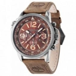 Reloj Timberland hombre Campton - Brown 13910JSU-12 [AB2240]