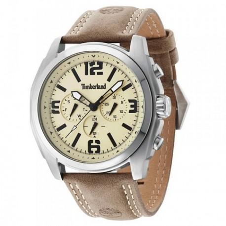 Reloj Timberland hombre Brattleboro - Beige 14366JS-07 [AB2242]