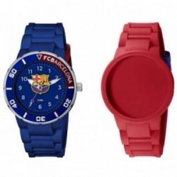 Reloj Barça By Radiant niño Fan BAPACKKID1 [AB2264]