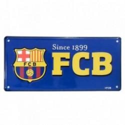 Placa F.C. Barcelona since 1899
