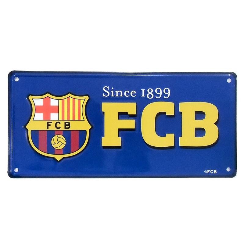 c944375821fb9 Placa F.C. Barcelona since 1899  AB2183
