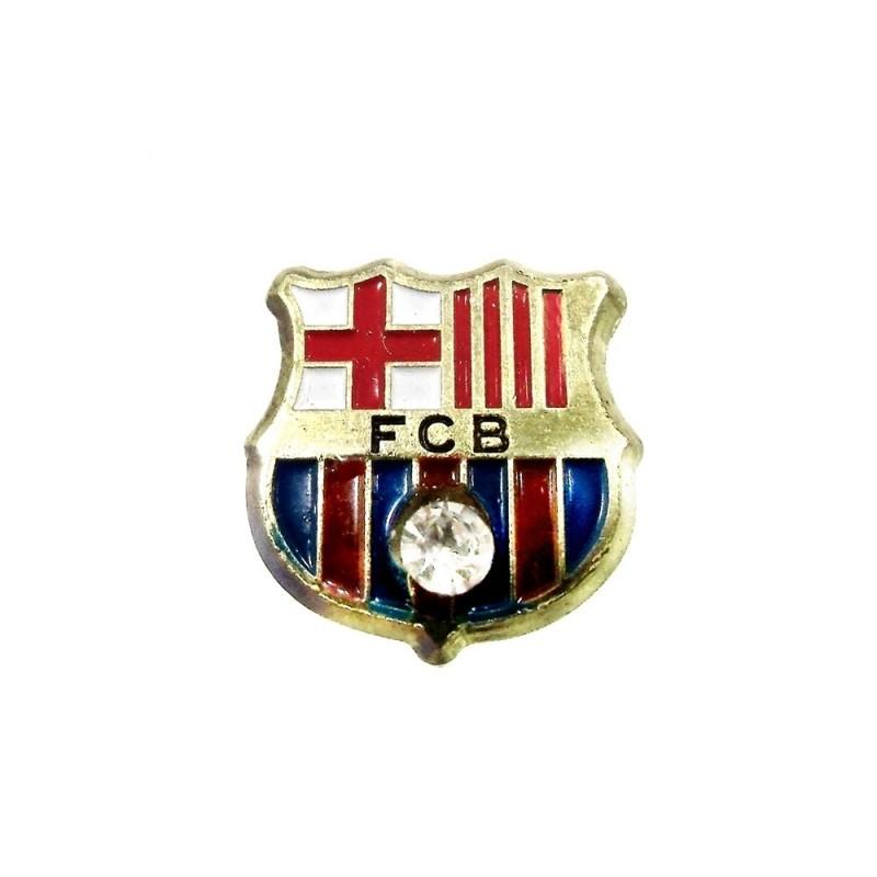 Pin F.C. Barcelona metálico esmaltado  AB2185  dd61711859b