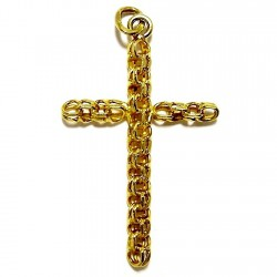 Cruz crucifijo oro húngaro [453]