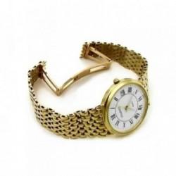 Reloj Duward oro 18k hombre panter liso cierre oculto 6324 [AB3893]