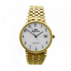 Reloj Herodia oro 18k hombre mate-brillo 6412-2 [AB3895]
