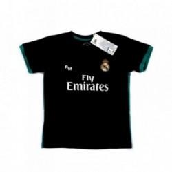 Camiseta Real Madrid réplica oficial junior segunda equipación [AB3905]