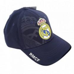 Gorra Real Madrid adulto marino primer equipo [AB3926]