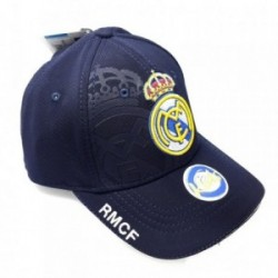 Gorra Real Madrid junior marino primer equipo [AB3927]